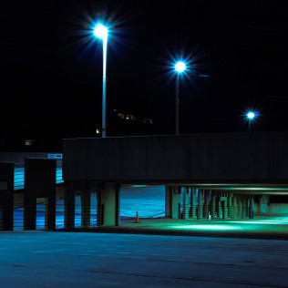 Parking Area Lighting